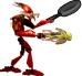 BPG Barraki Kalmah With Frying Pan
