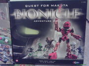 Bionicle Adventure Game QFM