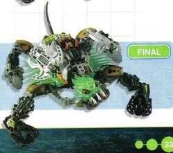 Pit War Tortoise