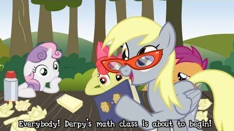 Derpy's Perfect Math Class