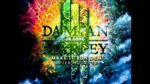 """Skrillex & Damian """"Jr. Gong"""" Marley - Make It Bun Dem (Alvin Risk Remix) Audio"""