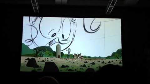 SDCC 2014 Season 5 My Little Pony Panel Animatic