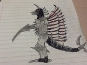 Gigan by s9y1-d6t03nu