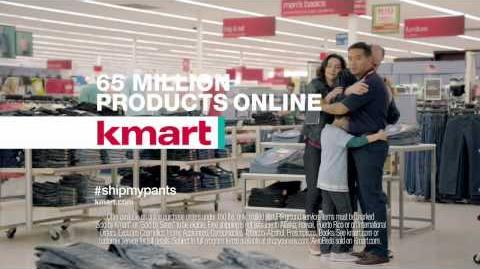 Kmart's 'Ship My Pants' Commercial HD