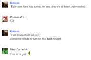 That Time When YJF Had Too Much Dark Knight