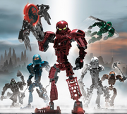 Toa Metru Sets