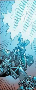 Comic Nokama Elemental Water