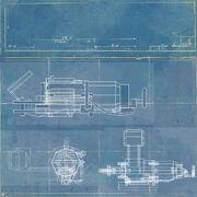 Blueprint Laser
