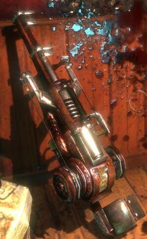 BioShock2Speargun