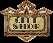 Gift Shop Sign