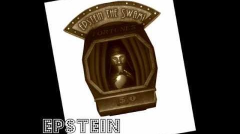 BioShock Dialogue - Epstein the Swami