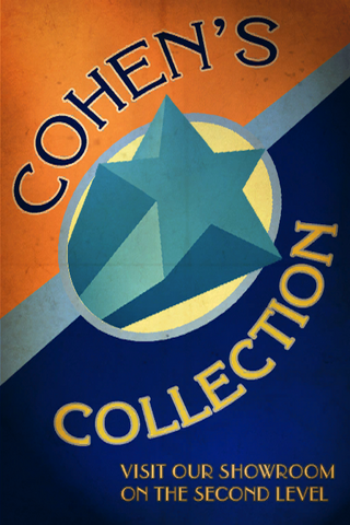 File:Cohen's Collection Poster.png