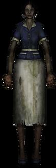 Corpse Female Bioshock 2