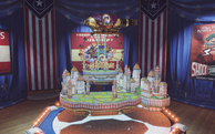 BioShock Infinite - Soldier's Field - Welcome Center - Soldier's Field Diorama f0801