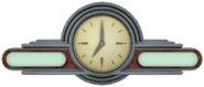Hall Clock