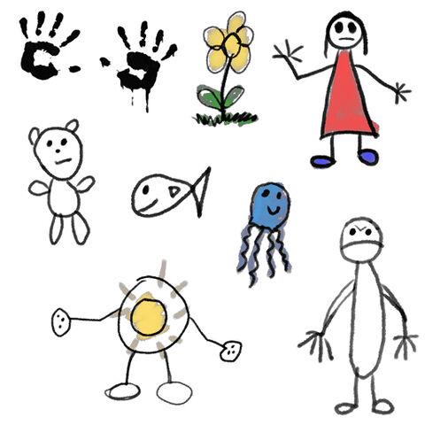 File:Drawings Child 1.jpg