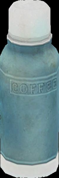 Coffee Model Render BioShock