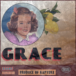 Grace Brand Poster