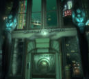 BioShock Locations