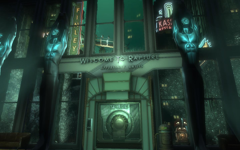 Bioshock locations bioshock wiki fandom powered by wikia - Bioshock wikia ...