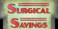 Surgical Savings