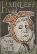 Painless Dental Poster