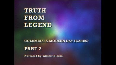 Columbia A Modern Day Icarus? Part 2