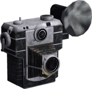 Research Camera Bio2M Model Render