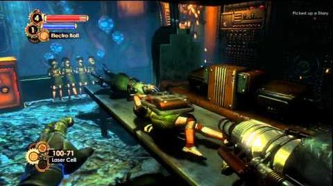 BioShock 2 - Robotic Little Sisters