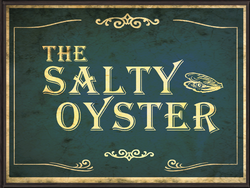 The Salty Oyster BillBoard