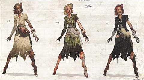 BioShock 2 Splicer Dialogue - Lady Smith (1 of 2)