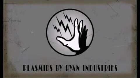 Plasmid - Electro Bolt BioShock