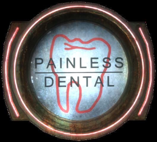 File:Painless Dental Logo.png