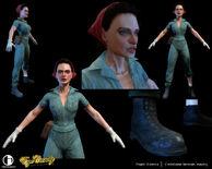 Bioshock Emily