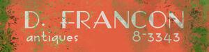 Francon sign
