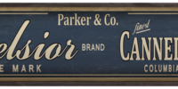 Parker & Co. Excelsior Brand Canned Meats