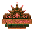 Rapture Central Computing Sign.png