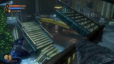 Bioshock 2 Easter Egg - Unstable Teleport Plasmid