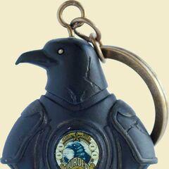 Réplica llavero de la botella, incluido en las ediciones Premium y Ultimate Songbird del videojuego.