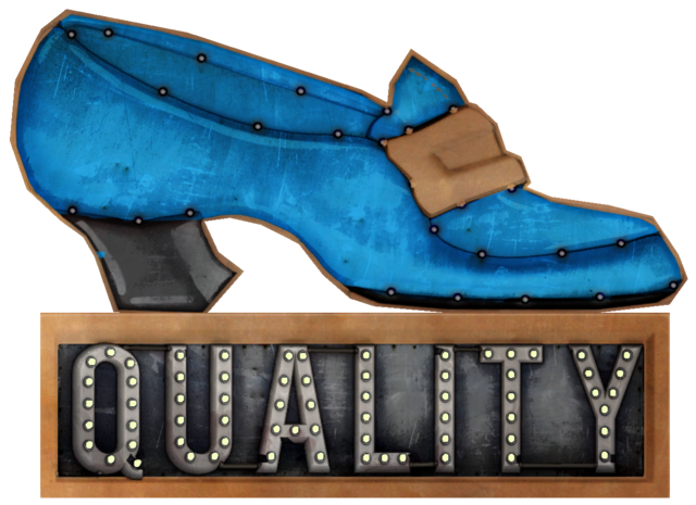 File:Quality Shoe sign.png