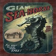 Giant Sea-Horse advertisement