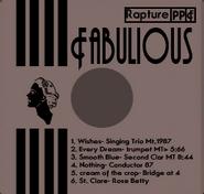 Record Album Cover Fabulous BSI BaS