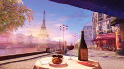 Paris yay