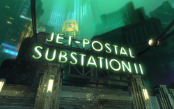 Jet-Postal Logo