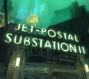 Jet-Postal Substation II