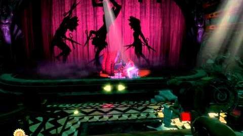 Bioshock - Piano scene