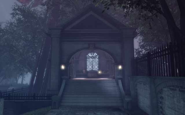 File:BioShock Infinite - Downtown Emporia - Memorial Gardens - gear grave open f0822.png