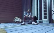 BioShock Infinite - Soldier's Field - Undressed Dimwit & Duke Actor f0800
