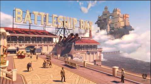 Bioshock Infinite - Battleship Bay Ambience