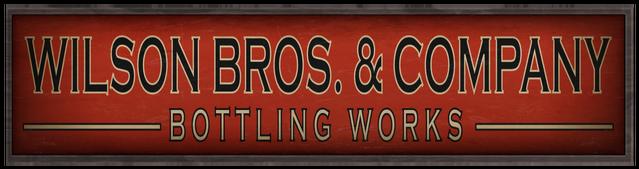 File:Wilson Bros & Company Bottling Works sign.png